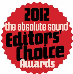 Editors' Choice Awards 2012 (Best Speaker)  VOLENT PARAGON VL-2  VOLENT PARAGON VL-2 Signature  The Absolute Sound , US